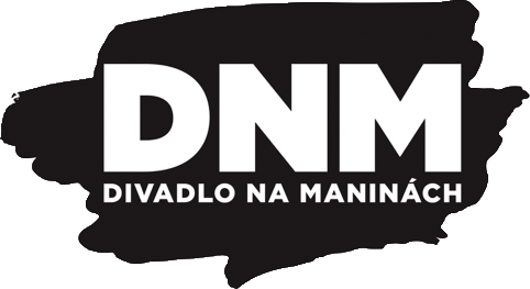 Divadlo Na Maninách logo