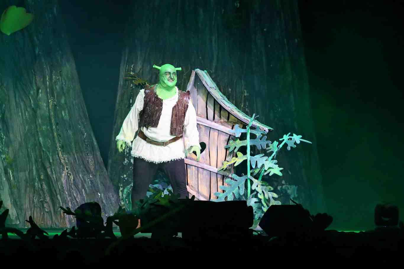Shrek muzikál